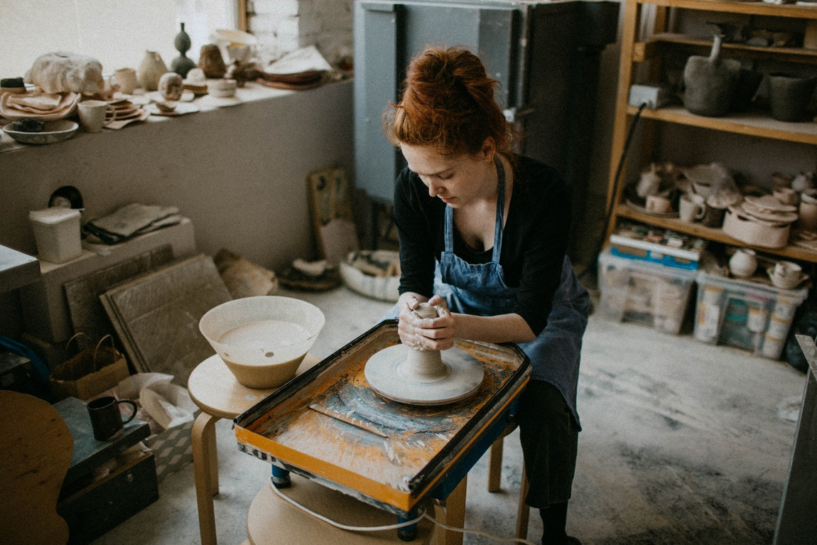 Taking Classes In Pottery – Having Fun While Being Creative
